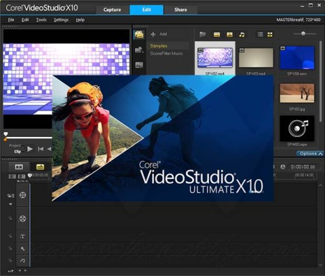 Corel VideoStudio Ultimate X10 torrent download