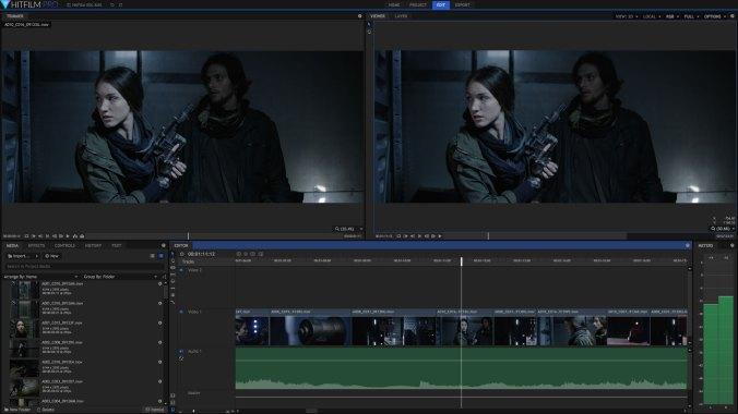 HitFilm PRO activation loader