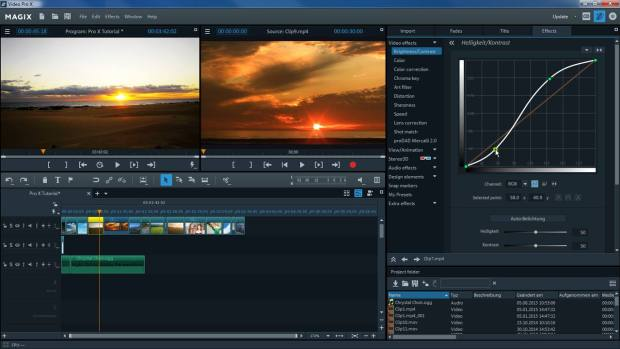 MAGIX Video Pro X9 crack