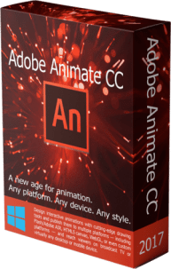 Adobe Animate CC 2017 crack
