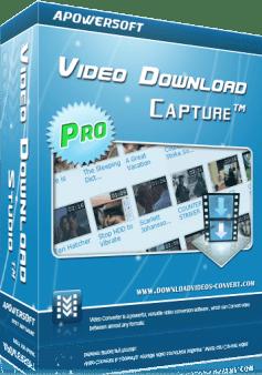 Apowersoft Video Download Capture PRO crack download
