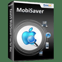 EaseUS MobiSaver for iOS Crack
