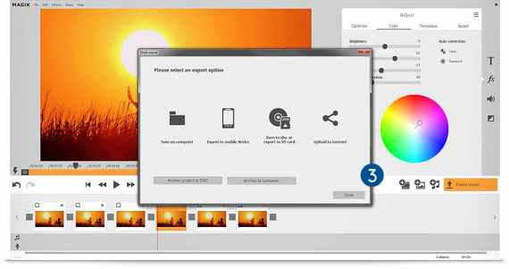 MAGIX Video Easy 6.0.2 activation key