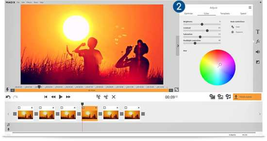 MAGIX Video Easy 6.0.2 free download
