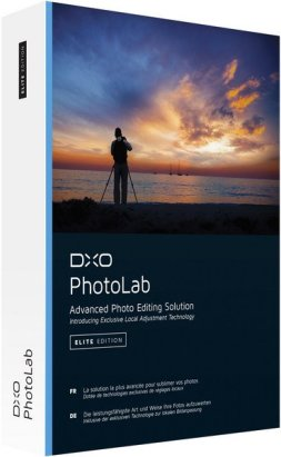 DxO PhotoLab Elite full crack download