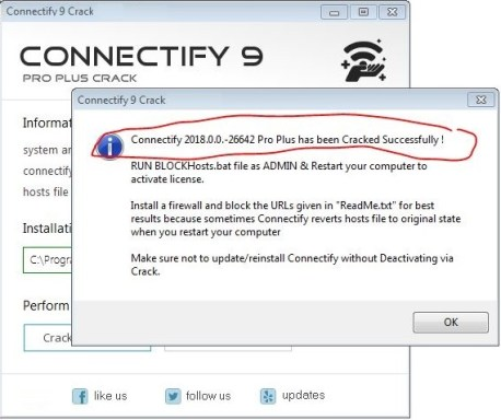 Connectify 2018 Pro patcher