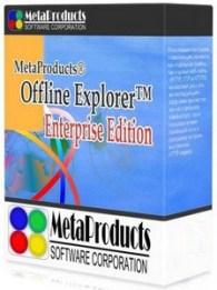 Offline Explorer Enterprise full crack download