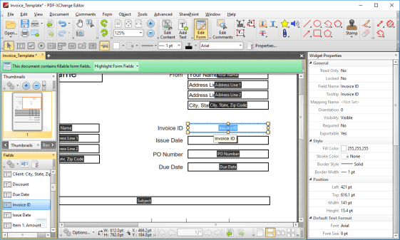 PDF-XChange Editor Plus 7.0 Crack