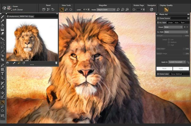 Corel Painter 2021 serial number