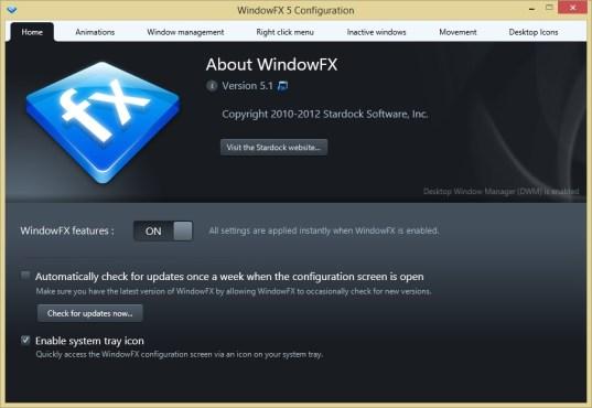 WindowFX crack download
