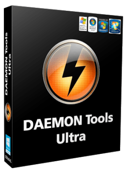 DAEMON Tools Ultra crack download