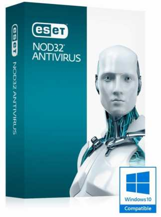 ESET NOD32 Antivirus license valid till 2020