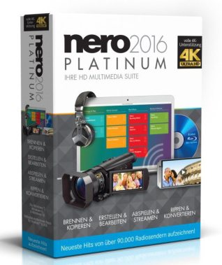 Nero 2016 Platinum crack torrent download