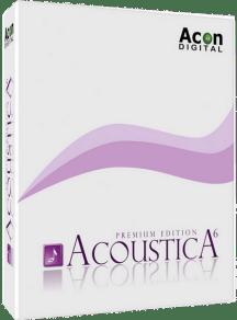 Acoustica Premium Edition crack download