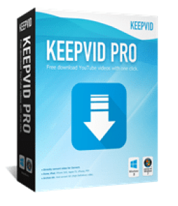 KeepVid Pro Crack free Download