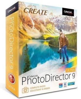 Download CyberLink PhotoDirector Ultra 9 torrent
