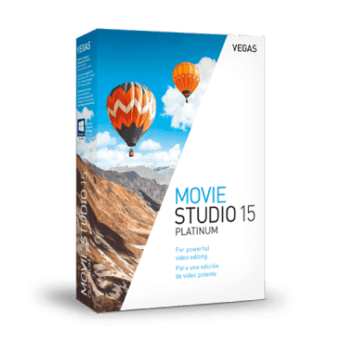 MAGIX VEGAS Movie Studio Platinum 15 Crack torrent download
