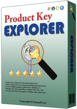 Nsasoft Product Key Explorer download torrent