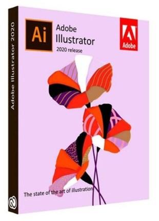 Adobe Illustrator CC 2020 Crack torrent