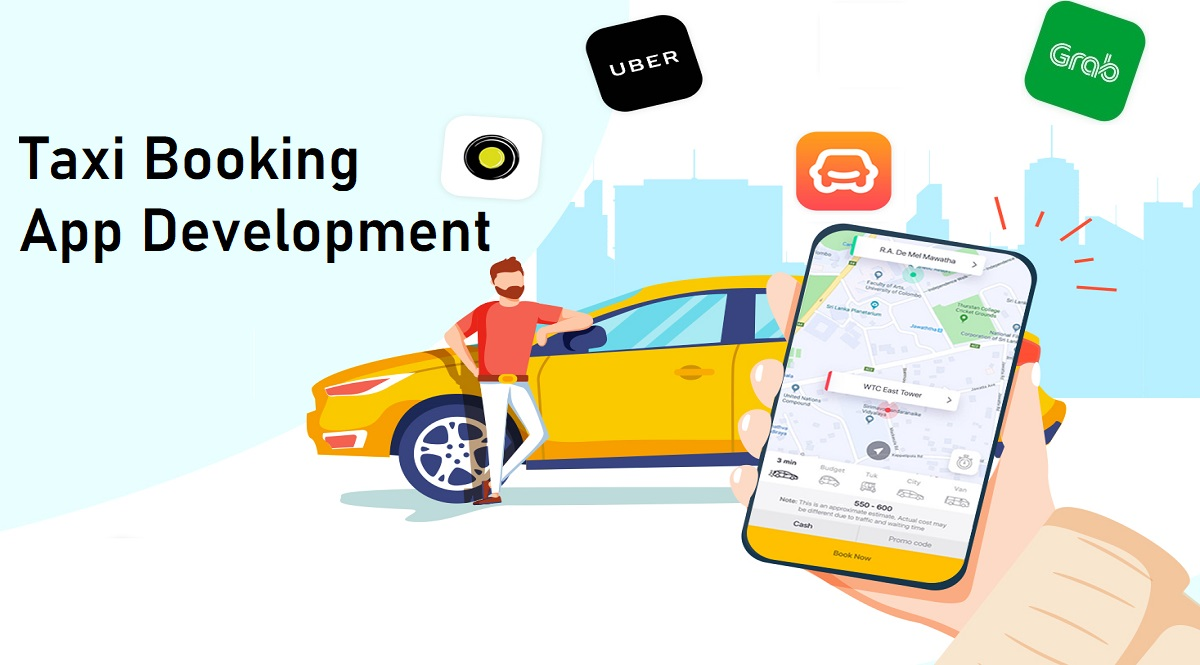 How Much Does Cost To Develop An On-Demand Taxi Booking App?