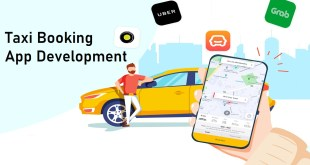 How Much Does Cost to Develop an On-Demand Taxi Booking app