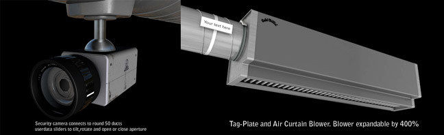 c4d 3d air duct generator 11 the
