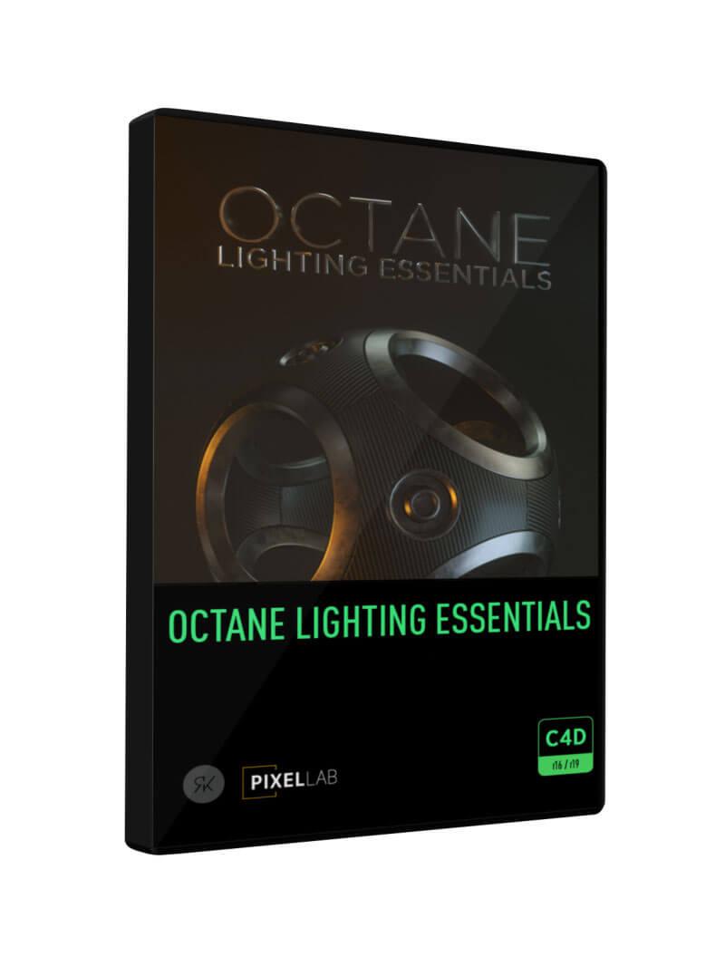c4d octane lighting essentials the