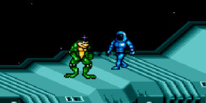 Battletoads/Double Dragon - Sega Genesis Beat 'Em Up Games