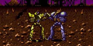 Cyborg Justice - Sega Genesis Beat 'Em Up Games