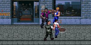 Double Dragon 3 - Sega Genesis Beat 'Em Up Games