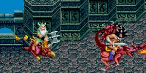 Golden Axe 2 - Sega Genesis Beat 'Em Up Games
