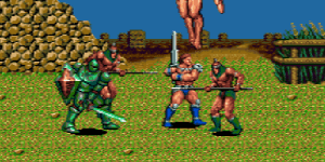 Golden Axe 3 - Sega Genesis Beat 'Em Up Games