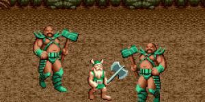 Golden Axe - Mega Drive Beat 'Em Up Games