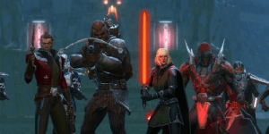 The Old Republic - Modern Star Wars Games