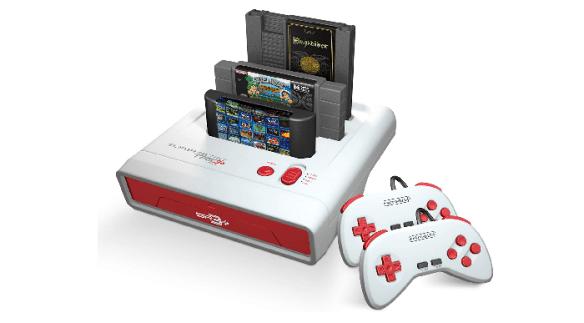 Retro-Bit Super Retro Trio Console System