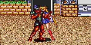 Sailor Moon - Mega Drive Beat 'Em Up Games
