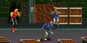 Streets of Rage 3 - Sega Genesis Beat 'Em Up Games