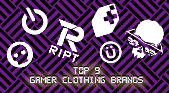 Top Gamer Clothing Brands