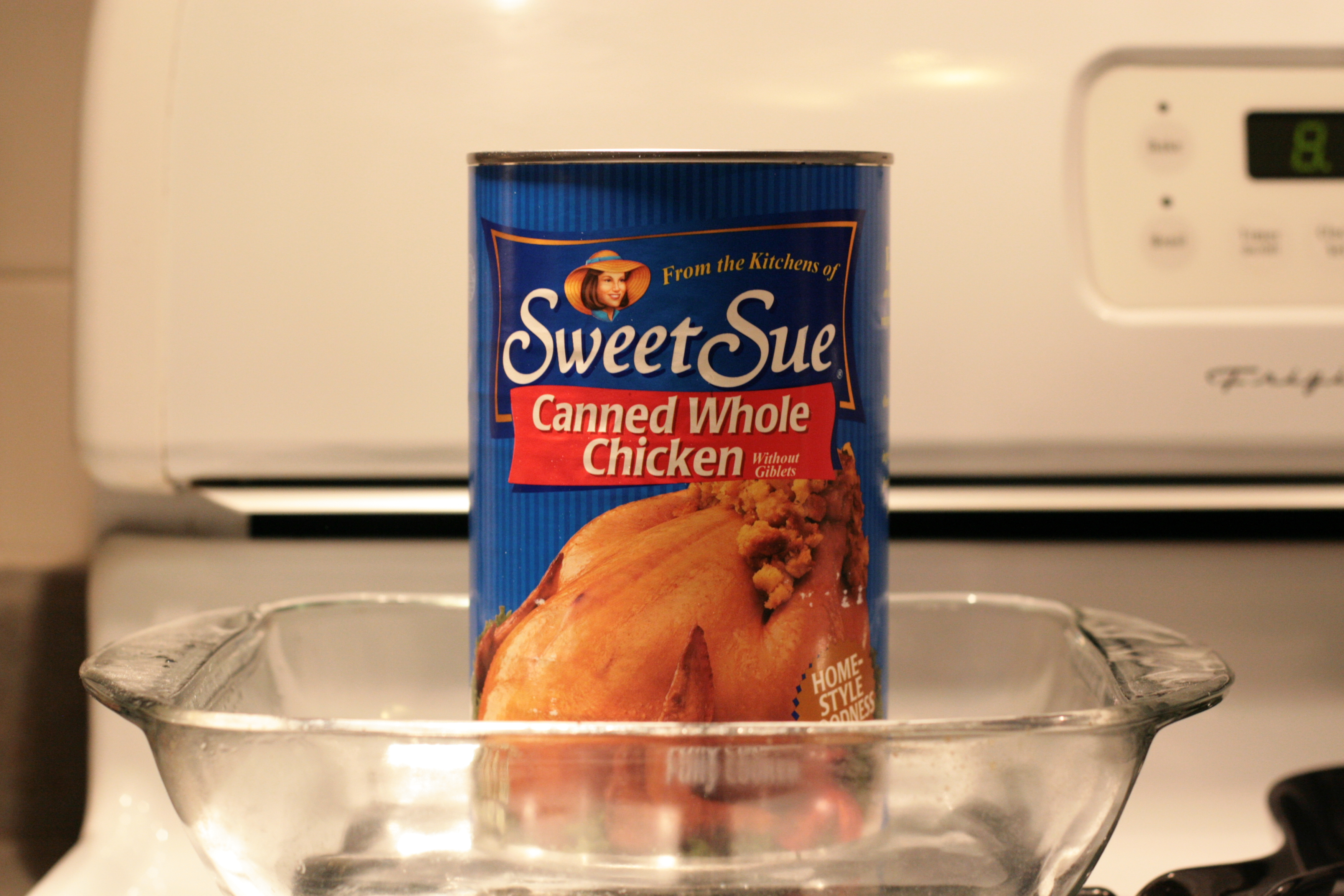 Sweet sue canned chicken recipes