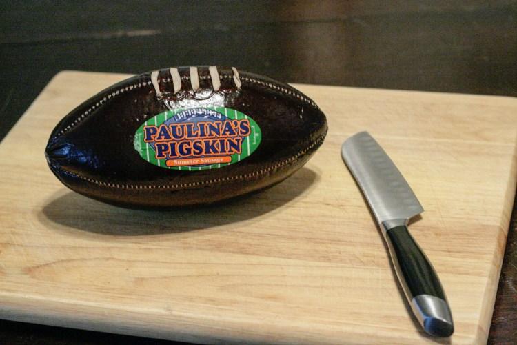 Paulina's Pigskin