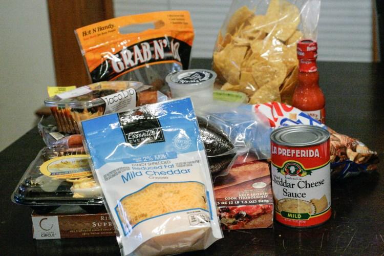 Tom Brady Ingredients