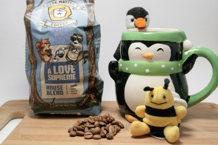 Coffee Enema Dark Matter