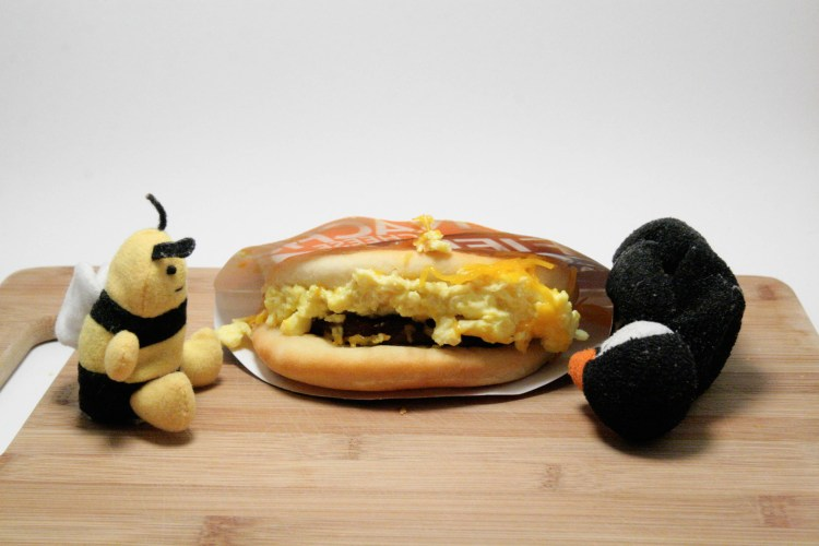 Taco Bell Sausage Egg Cheese Overview
