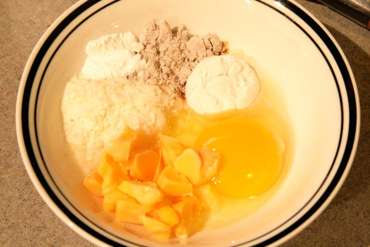 Poutine Microwave Cake Bowl