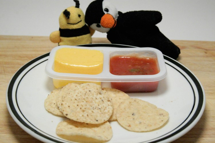 Lunchables Nachos Prepared