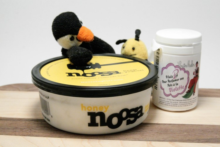 Fart Pills Harvey Bee Yogurt