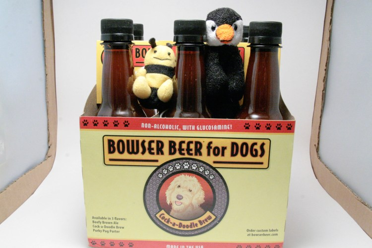 Dog Beer Package