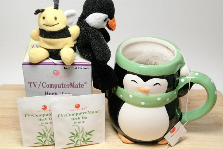 Herbal Teas Computer