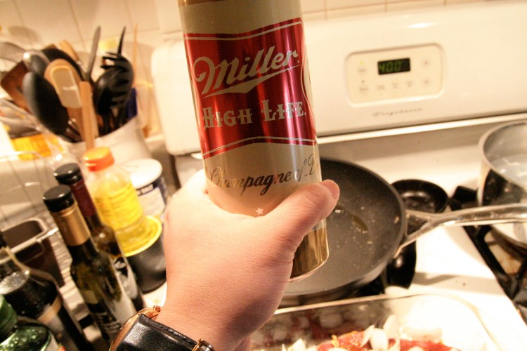 Coolio Steak Beer