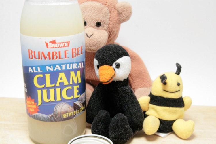 Flavor Trip Clam Juice